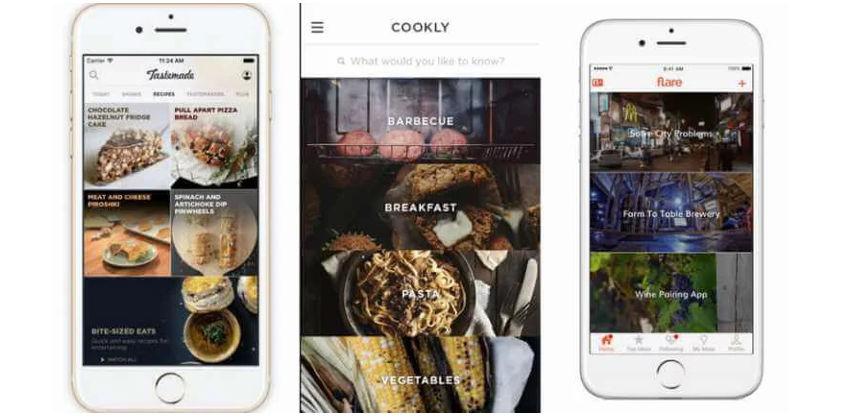 Webdesign-Trends: Mobile Navigation