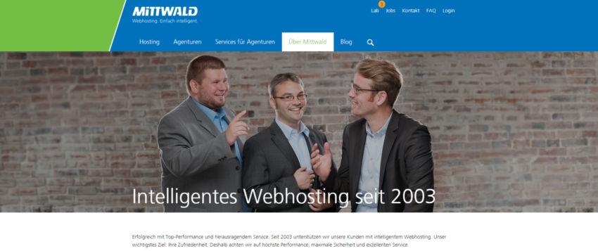 Webdesign-Trends: Authentische Bilder