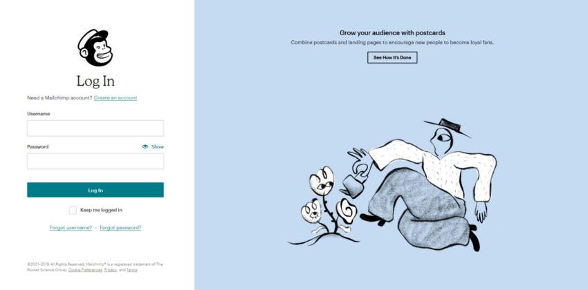 Webdesign-Trends: Beispiel Handgezeichneter Grafiken